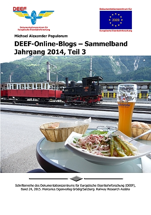 DEEF Eisenbahn Blogs Michael Populorum foto picture bild