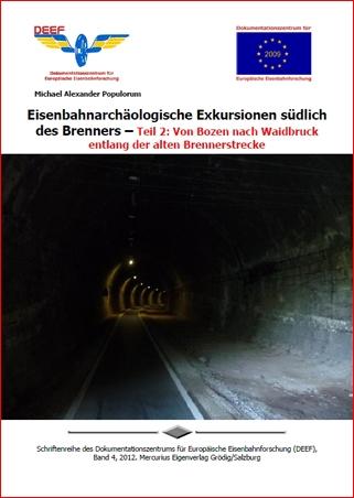 DEEF DVD Alte Brennerbahn