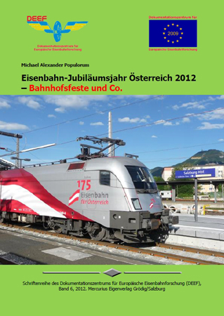 ÖBB Bahnhofsfeste DVD DEEF