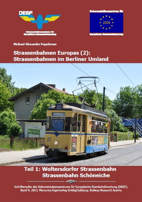 DEEF DVD Woltersdorfer Straßenbahn