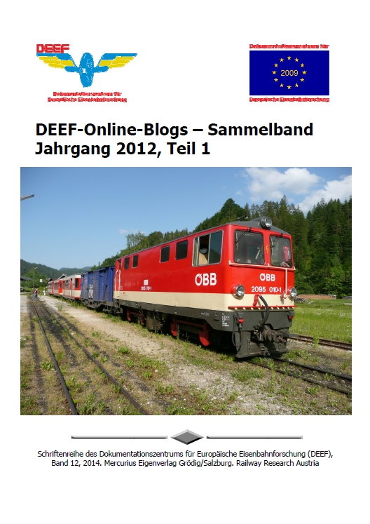 DEEF Online Blogs 2012