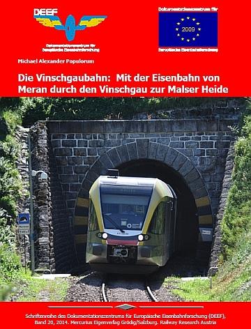 DEEF DVD Vinschgaubahn